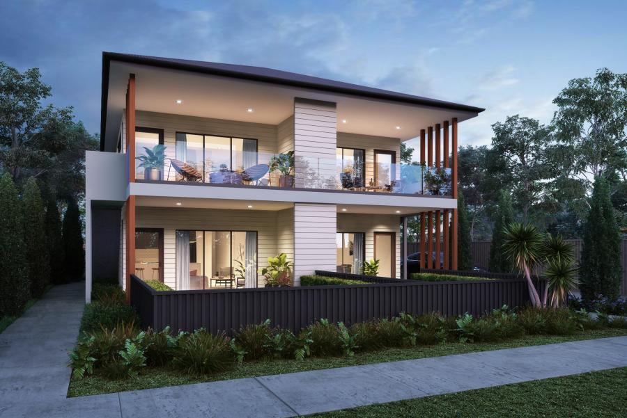 Manor Homes Design