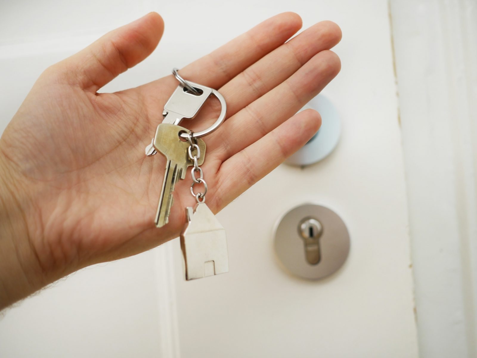 Keys to an investment property