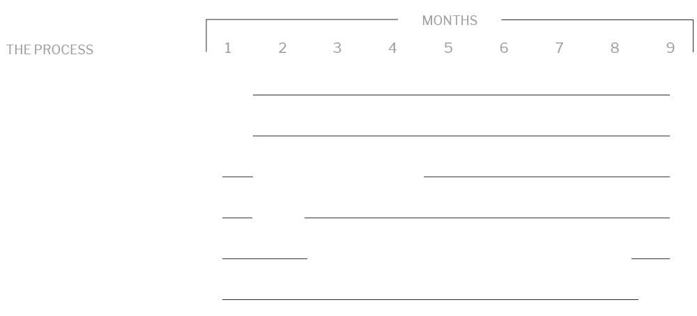 months-dark icon